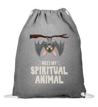 Meet my spiritual Animal bat
