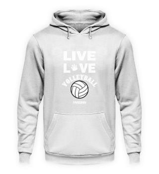Volleyball Sports Team Team power gift