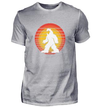 Bigfoot Yeti Cool Sasquatch Gift Idea
