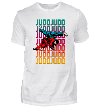 Judo Martial Arts Gift Shirt for Fighter