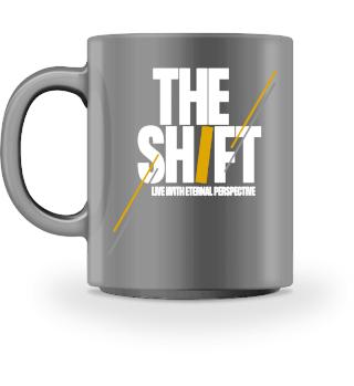 THE SHIFT Coffee Mug Black