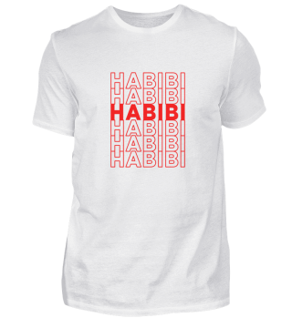 Habibi Retro arabic gift treasure
