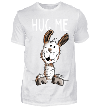 Hug Me Lama I Alpaka Geschenk