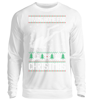 Ugly Christmas Sweater - Diving Home