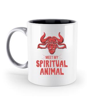 Meet my spiritual Animal Cow