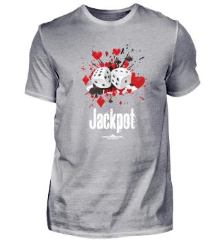Jackpot - Partner- od. Singleshirt
