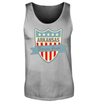 Herren Tank Top Arkansas Ramirez