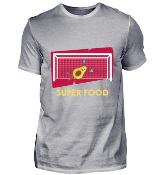 Avocado Superfood Lustig Fußball Tor