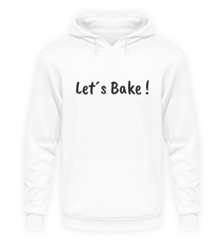 Damen Hoddy Lets Bake