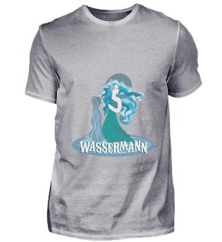 D002-0062B Sternzeichen - Wassermann