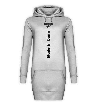 hoodie kleid made in bonn