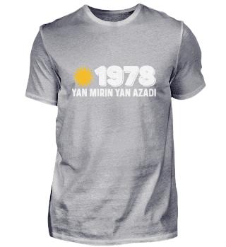 Kurdistan 1978 Yan Mirin Ya Azadi