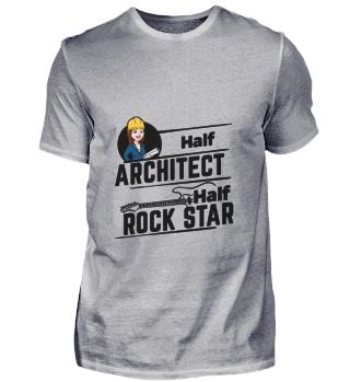 D001-0422B Female Architect Architektin