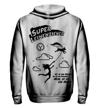Super Leinenzieher, Hoodie, Zip&Sweats.