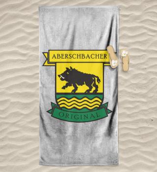 Aberschbacher Original Badetuch