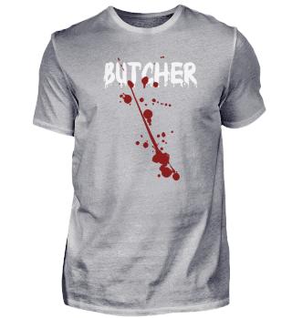 Butcher Grillshirt Geschenkidee