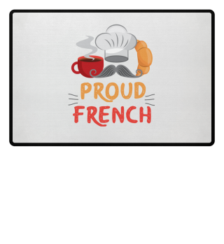 France Proud French Coffee Croissant