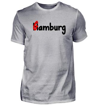 Gamburg not Hamburg - Funny Russian Gift
