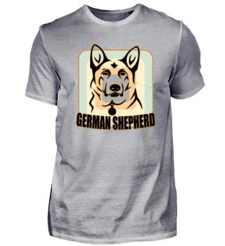 Schäferhund Tier Haustier Hund Geschenk