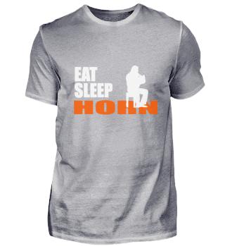 EAT. SLEEP. HORN. REPEAT.