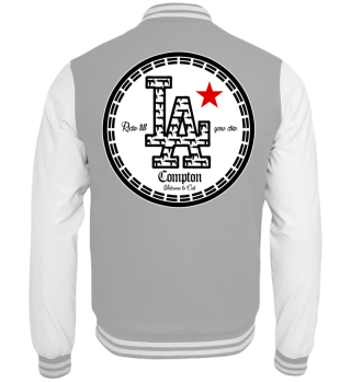 Herren College Jacke Welcome to Cali Ramirez
