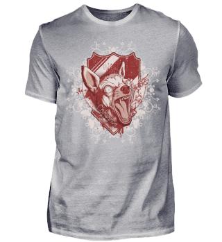 Chihuahua Shirt Lustig Hund