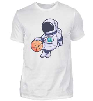 Astronaut Basketball Sport Space