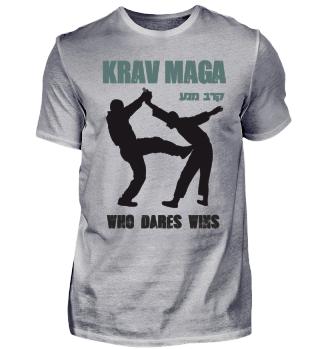 Krav Maga - Who Dares Wins