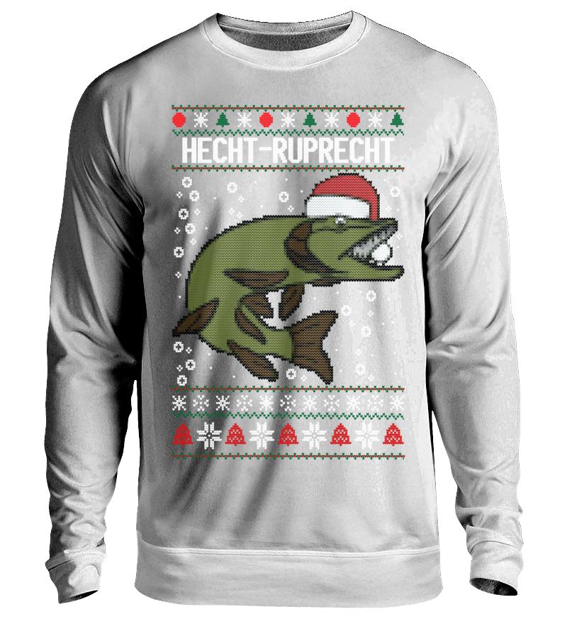 Ugly Christmas Sweater - Hecht Ruprecht | Unisex Sweatshirt ...