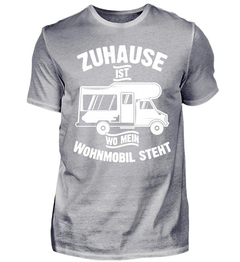 Camping Wohnwagen Wohnmobil Zuhause T Shirt Druck Und T Shirts
