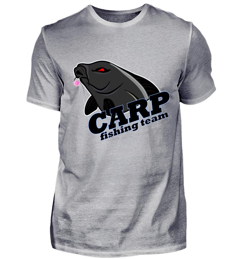 Sweatshirt Kapuzenpullover Hoody Angler Karpfen Angeln Carpfishing Carp-Team 95