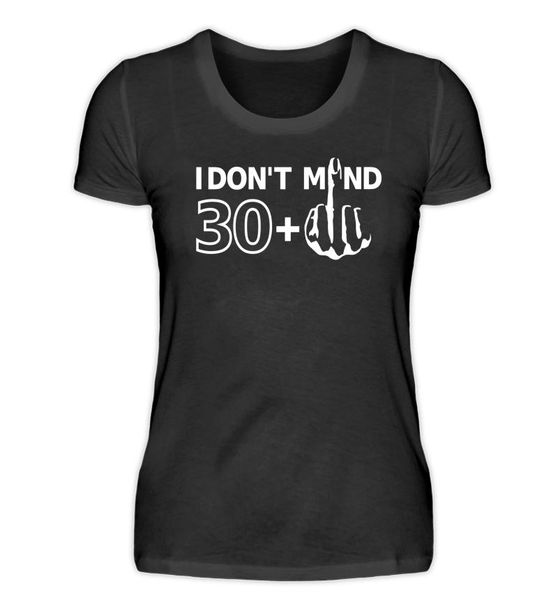 c84e4a140d Geburtstag 30 + 1 Mittelfinger Fuck | Damen Basic T-Shirt - Shirtee.de / T-Shirt  Druck und T-Shirts bedrucken bei Shirtee, schnelle Lieferung.